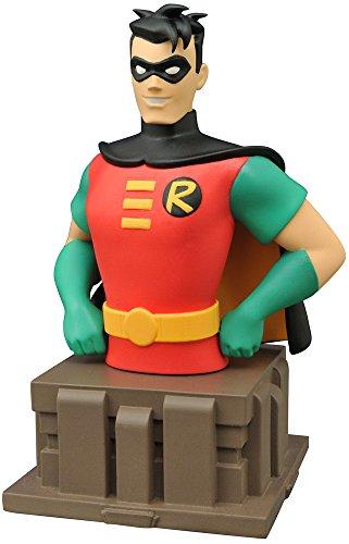 DC ミニバスト バットマン アニメイテッド ロビン 高さ約14センチ レジン製 塗装済みミニバスト