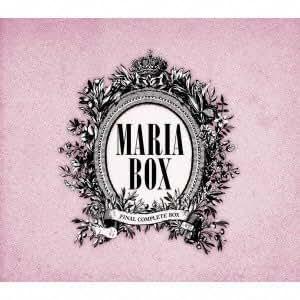 MARIA BOX(DVD付)