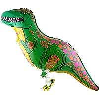 (デイリー スウィート)Daily Sweet  パーティグッズ 飾り アルミ風船 バルーン 可愛い 恐竜 84*40cm 1個