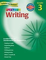 Spectrum Writing, Grade 3