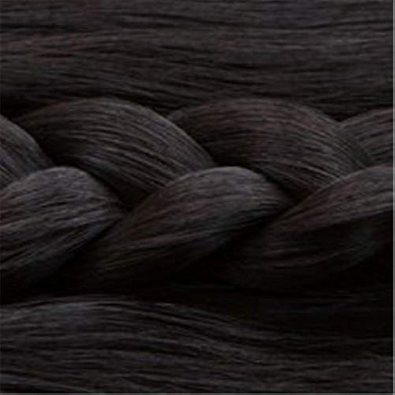 計器シネマ知事女性の長いストレートの髪マイクロ梨かつらのセットをWIG,1