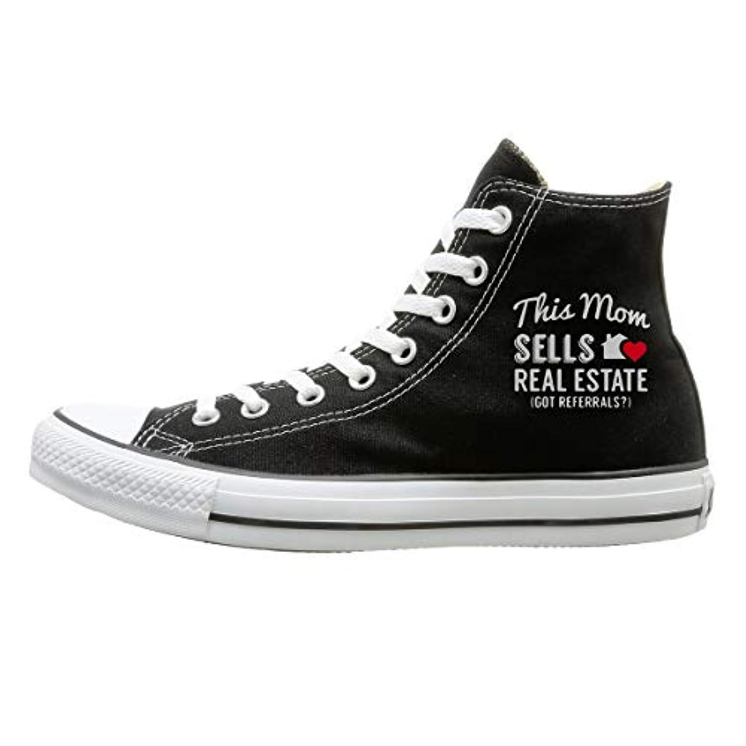 アクセルソケット糞[BHSTHB] このママは不動産を売る スニーカー キャンバス 帆布 靴シュ スケートボードシューズ ーズ ユニセックス