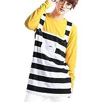 (バレッタ) Valletta オーバーオール風Tシャツ コスプレ ハロウィン 衣装 仮装 キャラクター