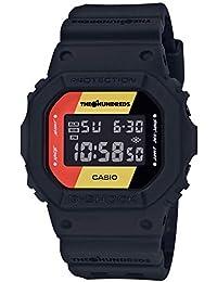 [カシオ]CASIO 腕時計 G-SHOCK ジーショック THE HUNDREDS コラボレーションモデル DW-5600HDR-1JR メンズ