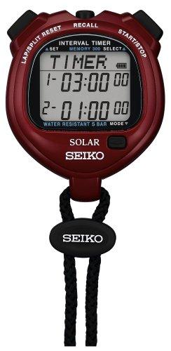 セイコー(SEIKO) SOLER INTERVAL TIMER (パワーレッド) SVAJ103
