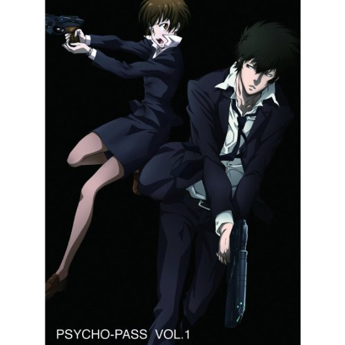 PSYCHO-PASS サイコパス (初回生産限定版) 全8巻セット [マーケットプレイス Blu-rayセット]