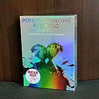 ペルソナダンシング 『P3D』&『P5D』 サウンドトラック –ADVANCED CD COLLECTOR'S BOX-【初回限定生産盤】(6CD+BD)
