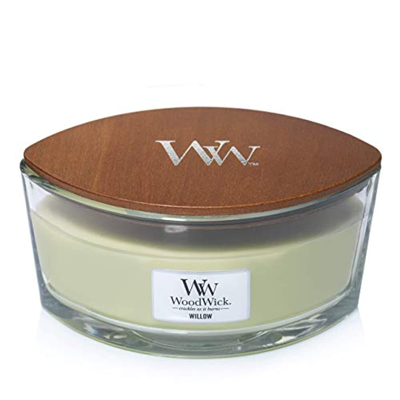 鹿お世話になった検証Woodwick Willow