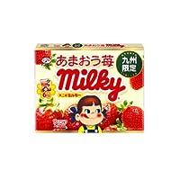 [九州限定] あまおういちご 不二家ミルキー (6箱入り)