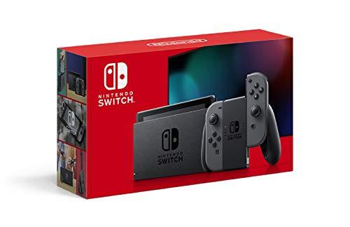 Nintendo Switch Joy-Con(L)/(R) グレー(バッテリー持続時間が長くなったモデル)