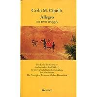 Amazon.co.jp: Carlo M. Cipolla...