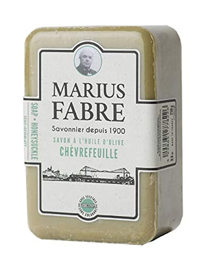 マサッチョウナギ乳剤サボンドマルセイユ 1900 ハニーサックル 250g