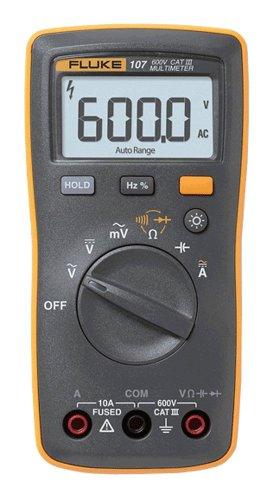 FLUKE (フルーク) ポケットサイズ・マルチメータ(バックライト付多機能型)【国内正規品】 107