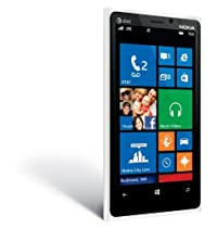 Nokia Lumia 920 SIMフリー 海外携帯 (White ホワイト)