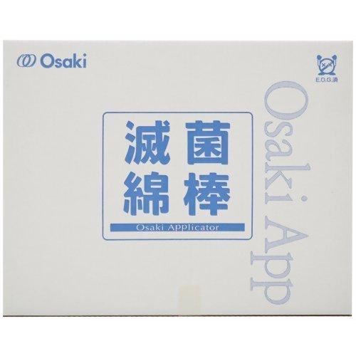 オオサキメディカル 滅菌オオサキ綿棒 SD0475-1 300袋