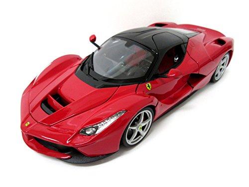 ブラーゴ フェラーリ シグネチャー 1:18シリーズ ラフェラーリ 200-410