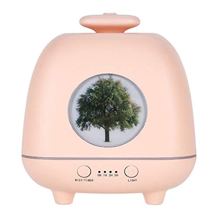 腸関税非常にアロマテラピー機、エッセンシャルオイルディフューザー自動エアロゾルディスペンサー香カラフルな香りランプ加湿器 (色 : A)