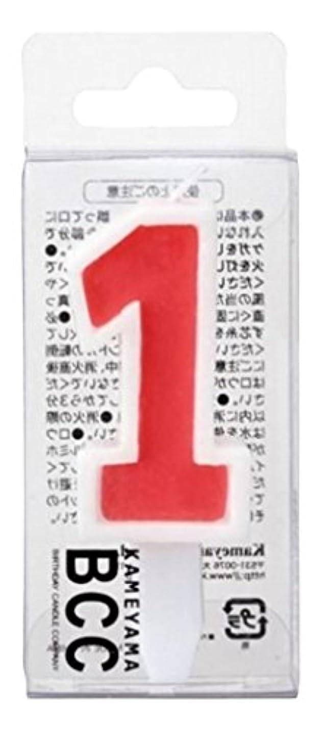 セレナ全体に広告ナンバーキャンドルビッグ 1番 「 ローズ 」 10個セット 75510701RS