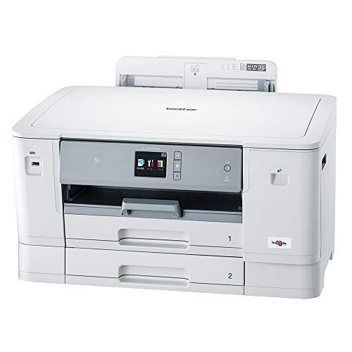 ブラザー A3 インクジェットプリンター 大容量インク型 HL-J6000CDW (有線・無線LAN/給紙トレイ2段/両面印刷)