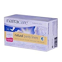 NATRACARE PANTY SHIELDS,CURVED, 30 CT (2 Pack)