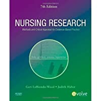 Nursing Research: Methods & Critical Appraisal for Evidence-Based Practice 7TH EDITION [並行輸入品]