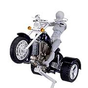 ex:ride ride. 008 スリーホイール ブラック