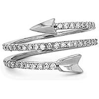 F&A Jewelry round-shape GH diamond