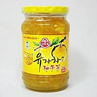 韓国 柚子茶 お徳用1kg×2個セット (オットギ ゆず茶)