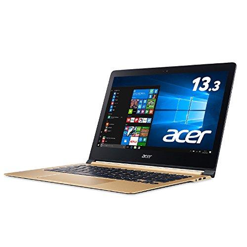 Acer ノートパソコン Swift7 SF713-51-F58U/F Windows 10/Core i5/13.3インチ/8GB/256GB SSD/Microsoft Office搭載