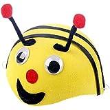 セットの2 [愛らしいBee ]子供パーティーFavors Funny Party Hats Kids Toys ( 15.7