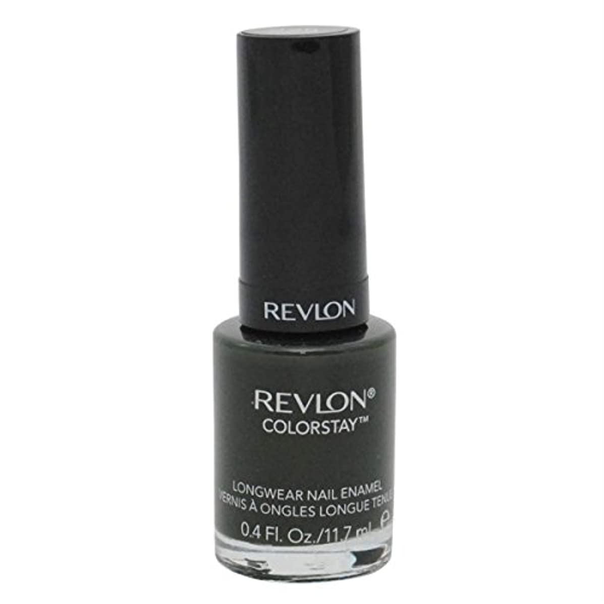 びっくりする香水系統的REVLON COLORSTAY LONGWEAR NAIL ENAMEL #225 JUNGLE