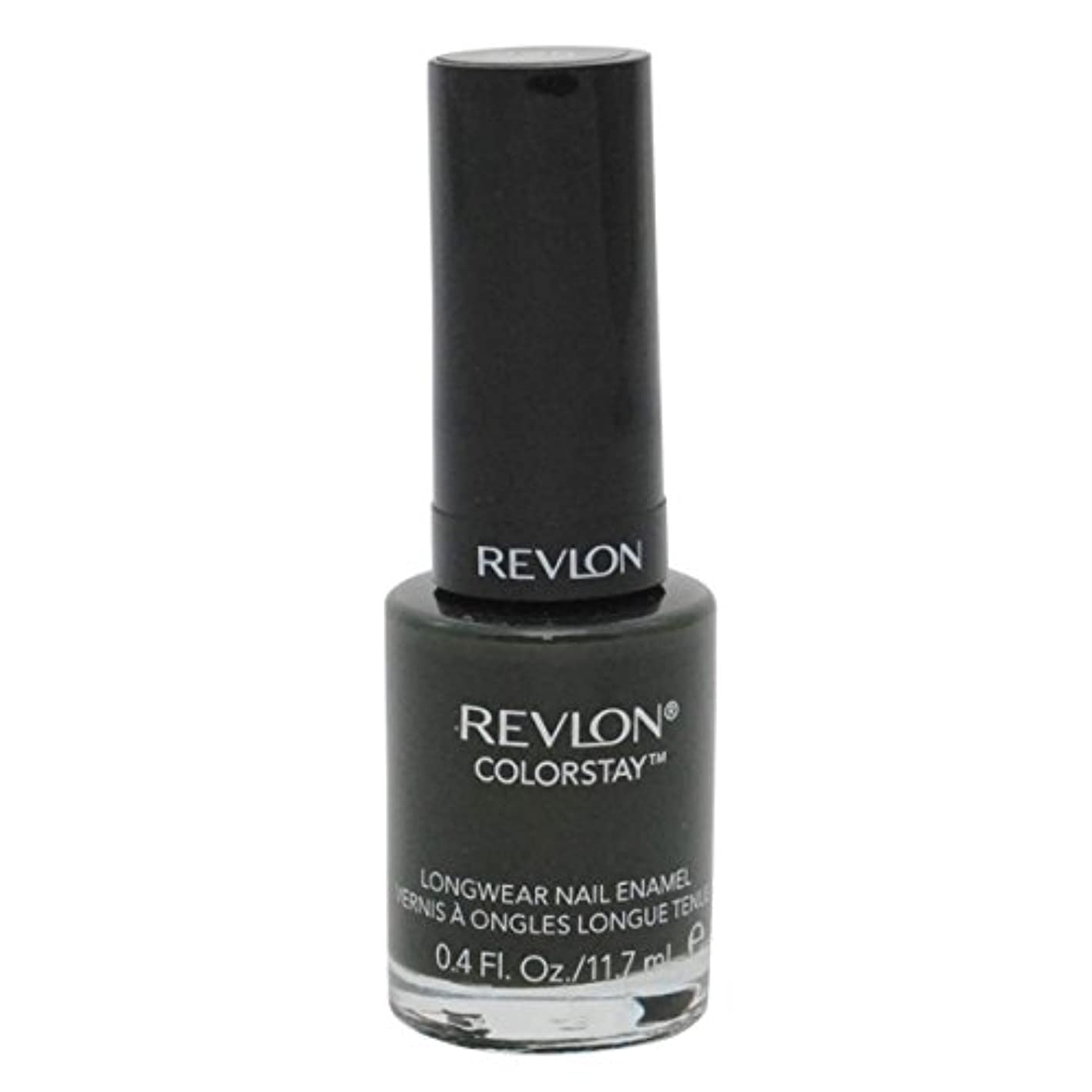 火星信じるクレーターREVLON COLORSTAY LONGWEAR NAIL ENAMEL #225 JUNGLE