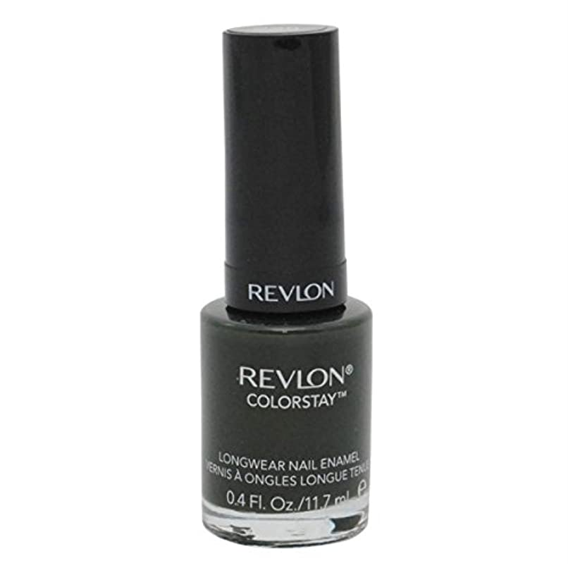 利益ベストアンプREVLON COLORSTAY LONGWEAR NAIL ENAMEL #225 JUNGLE