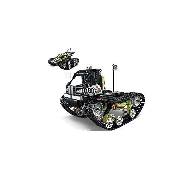 レゴ (LEGO) テクニック RCトラックレ...の紹介画像3