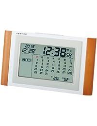 アデッソ (ADESSO) カレンダー 電波時計 TCA-051