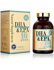 ナチュラルサプリメント DHA&EPA 魚 360粒