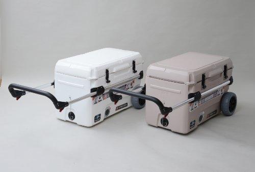 イグルー igloo イグルー クーラーボックス WHEELED YUKON COLD LOCKER ユーコン 90 ホイール White White 00045657