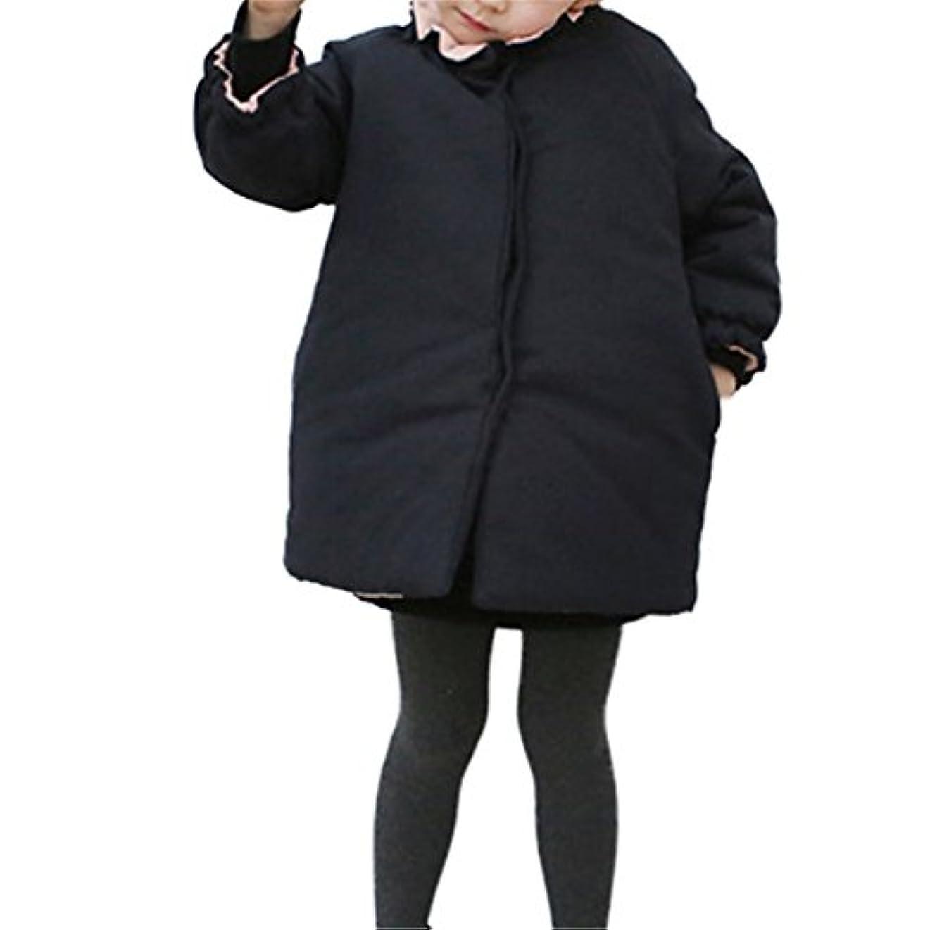 チャップ法医学アフリカHonghu春子供かわいいコート 綿服 初春防寒 子供服 カジュアル 韓国風 100cmから165cmまでそろいます