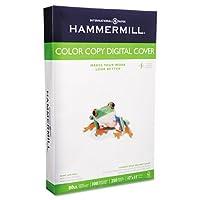 Hammermill 120037 コピー機 デジタルカバーストック 80ポンド 17 x 11 フォトホワイト 250枚