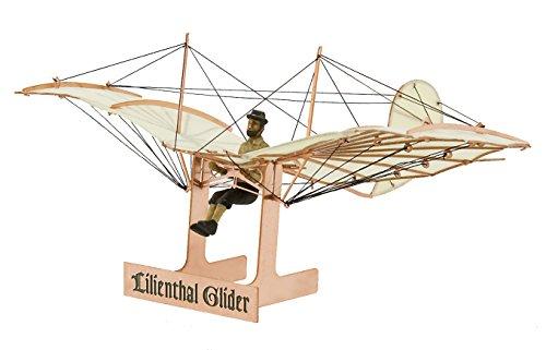 エアロベース マイクロミュージアムシリーズ 1/48 リリエンタール 標準機 1894型 A005