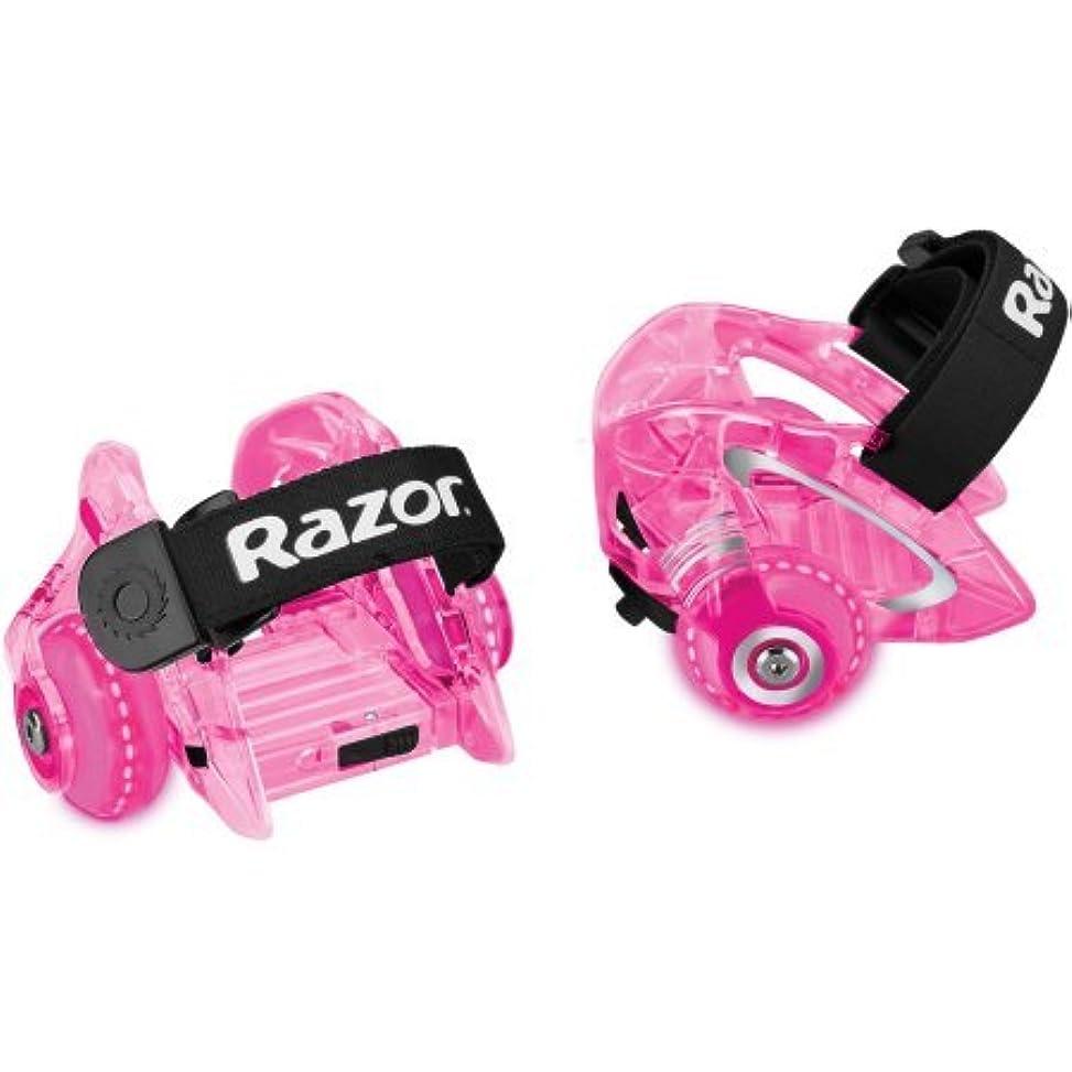 映画のり対話Razor PowerWing Caster スクーター (Sweet Pea)