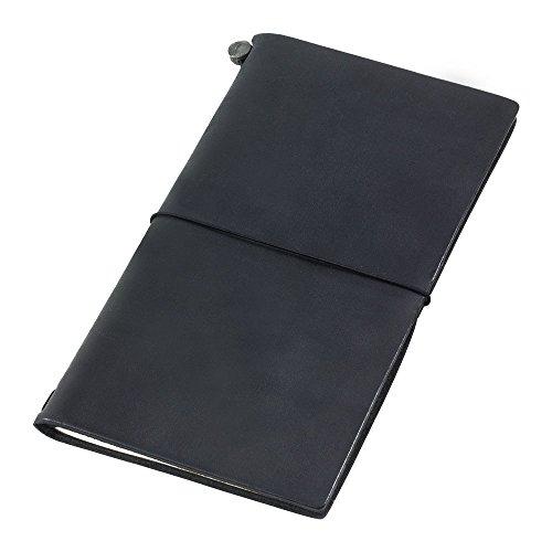トラベラーズノート Traveler's notebook 黒 クロ 13714006