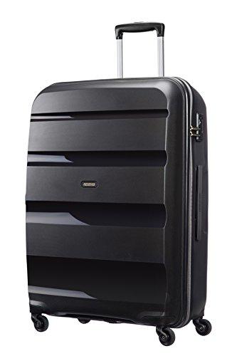 [アメリカンツーリスター] AmericanTourister スーツケース BONAIR ボンエアー スピナーL 無料預入受託サイズ 保証付 保証付 91L 75cm 4.1kg 85A*09003 09 ブラック