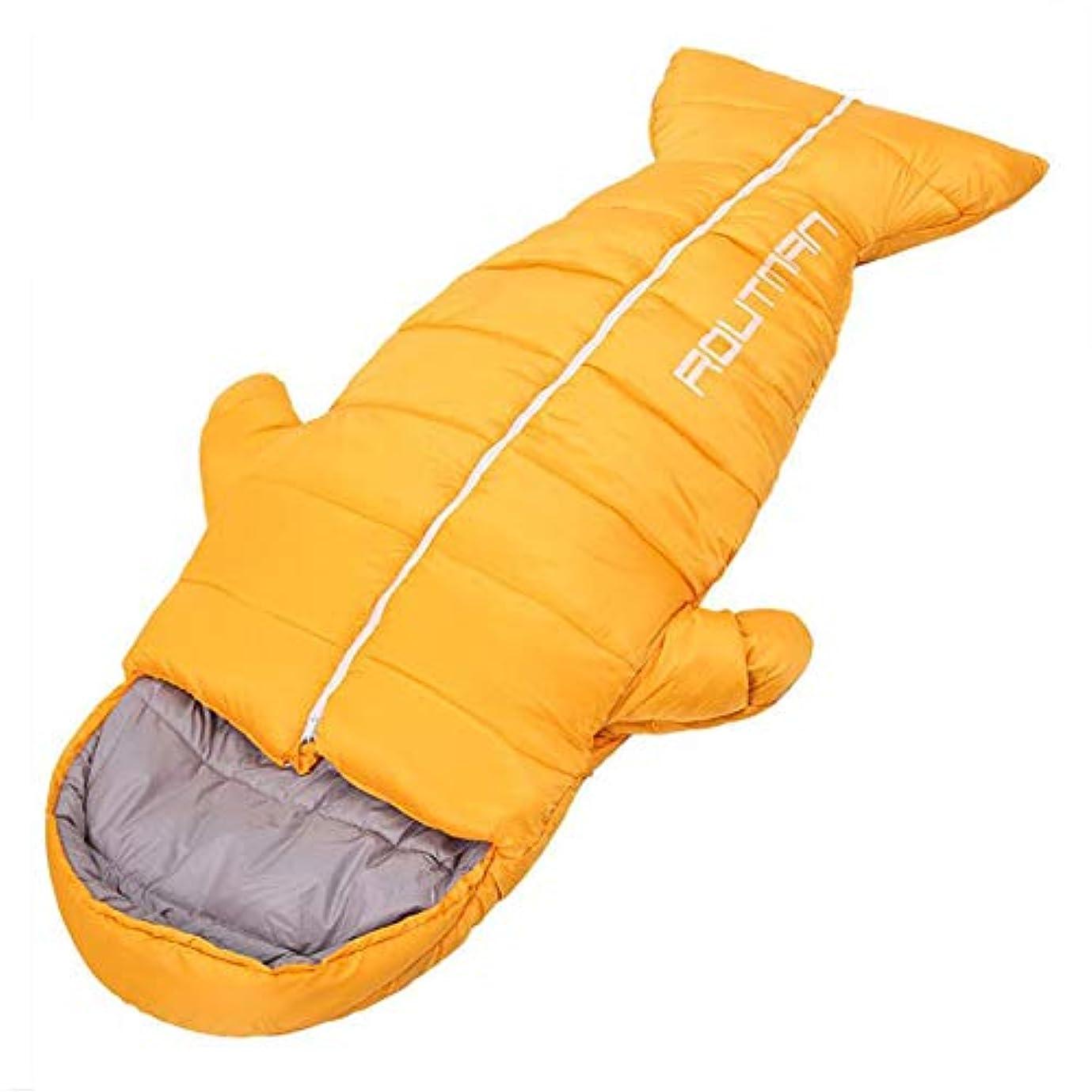大陸娘計算可能LGFV-秋と冬の屋内暖かい超軽量ポータブル肥厚屋外寝袋大人の創造的な寝袋