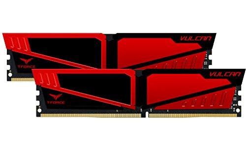 Team DDR4 2666Mhz(PC4-21300) 4GBx2枚(8GBkit) デスクトップ用メモリ ハイスピードタイプ 日本国内無期限保証