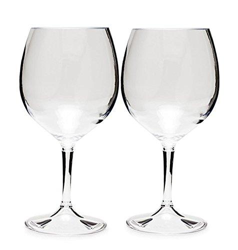 GSI ネスティングレッドワイングラス 2個セット 11872030000000