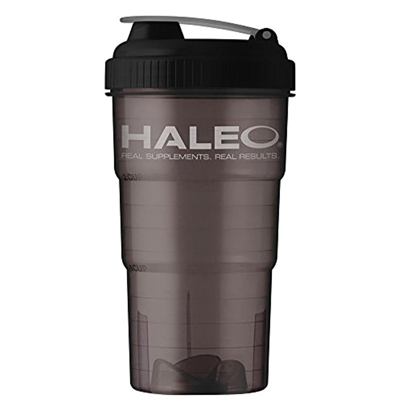 喉が渇いた塩辛い致死HALEO サイクロンシェイカーメタル 750ml プラチナ