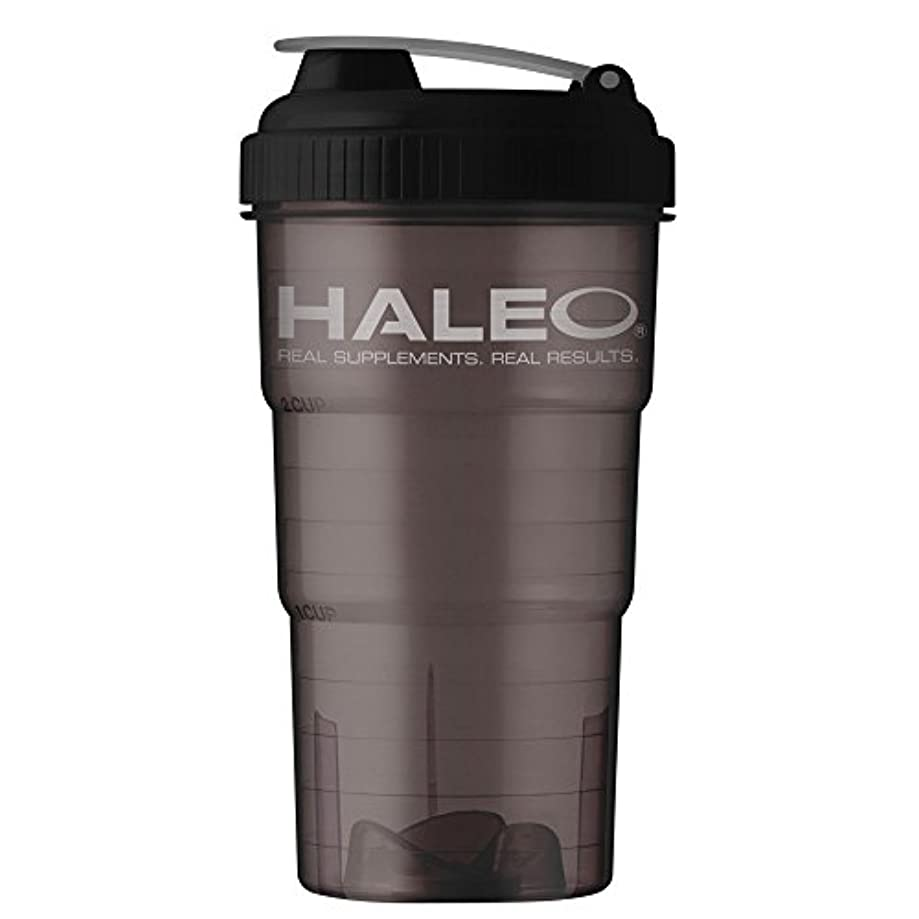 ホップ慎重口頭HALEO サイクロンシェイカーメタル 750ml プラチナ