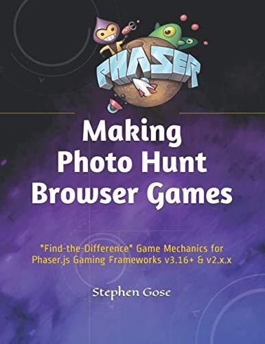 Making Photo Hunt Browser Games: