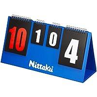 ニッタク(Nittaku) 卓球 試合用 得点板 JL カウンター NT-3731